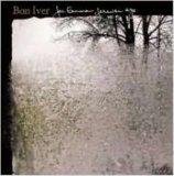 bon iver for emma forever ago album cover