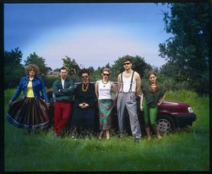 Random Truths About... Wojtek Krzak of the Warsaw Village Band