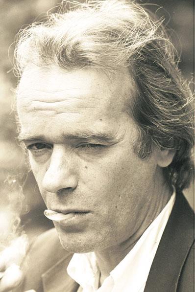 Martin Amis Portrait