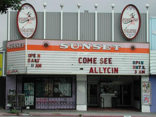 come see allycin, western avenue