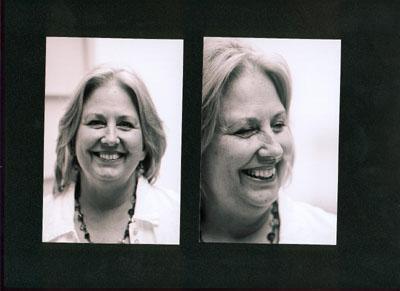 Author Elizabeth Cox by Robert Birnbaum