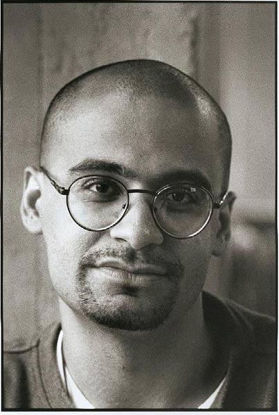 Junot Diaz Portrait