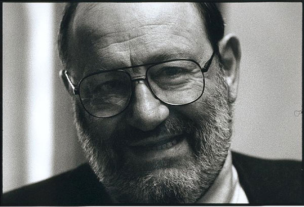 Umberto Eco Portrait
