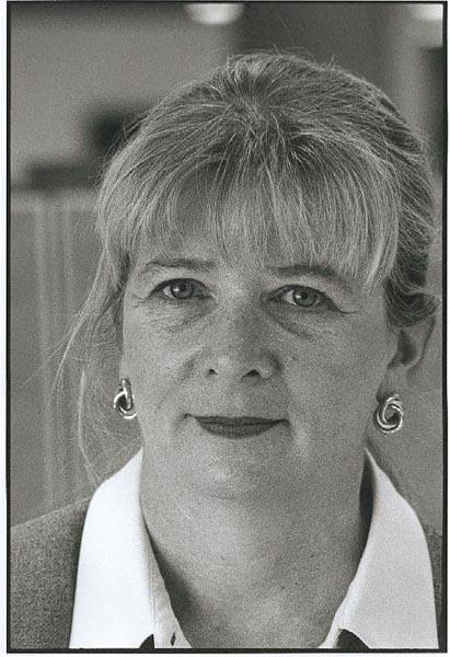 Barbara Ehrenreich Portrait