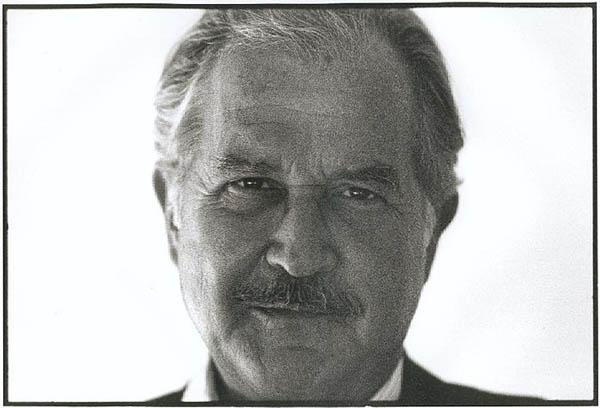 Carlos Fuentes Portrait