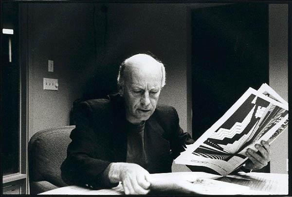 Eduardo Galeano Portrait