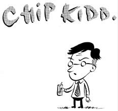 chip kidd drawing
