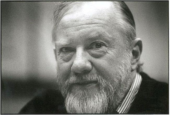 Robert Stone Portrait
