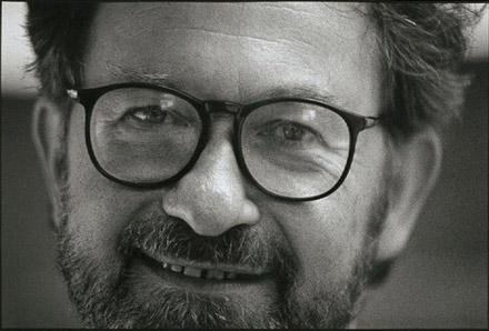 Simon Schama Portrait