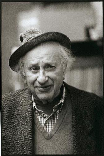 Studs Terkel Portrait