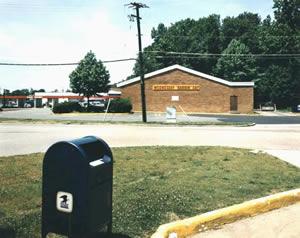 mailbox drop