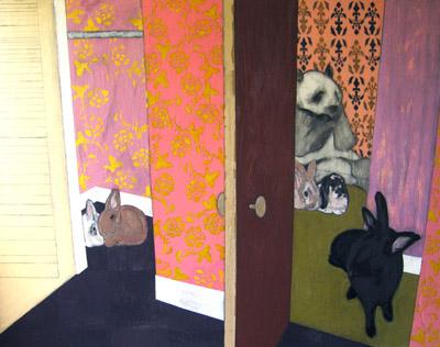 Hallway Closet by Catherine Ryan