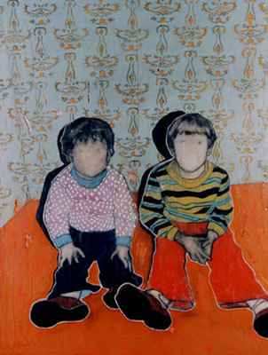 Two Boys by Catherine Ryan