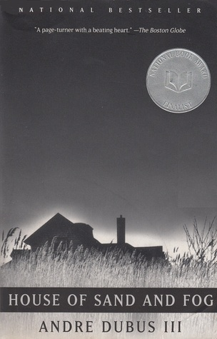 Andre Dubus III House of Sand and Fog cover