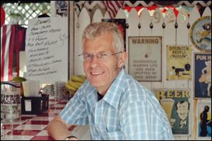 Stephen Clarke