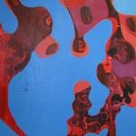 Art Display from Vermont Painter Sage Tucker-Ketcham