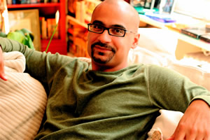 Author Junot Diaz