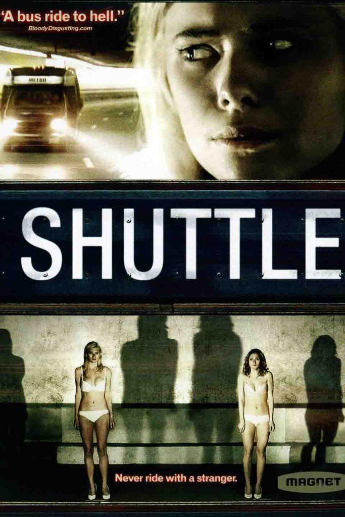 Shuttle film poster