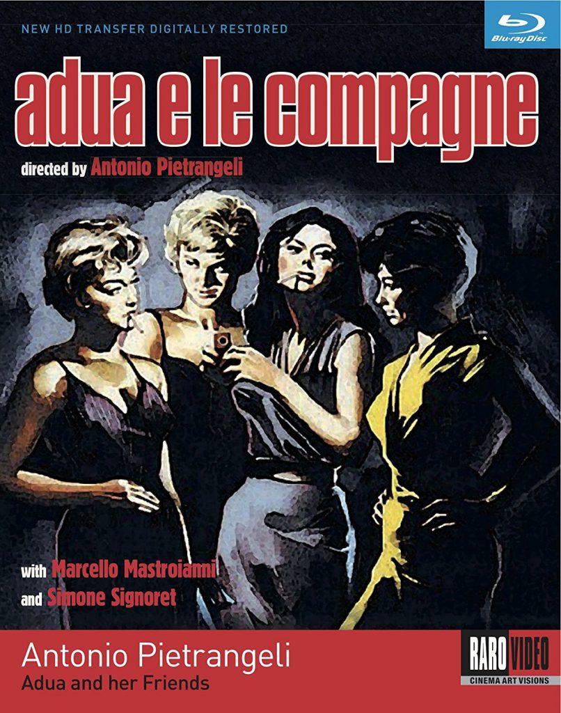 Adua e le compagne dvd