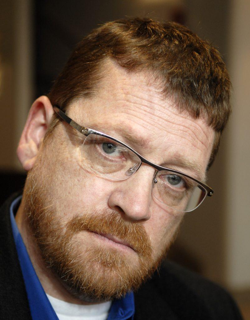 Dan Chaon author portrait