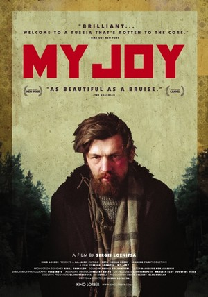 My Joy film poster
