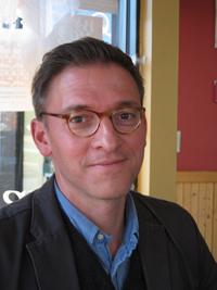 Ben Anastas author photo