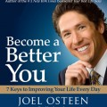 Joel Osteen Become a Better You cover