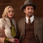 Serena movie still with Jennifer Lawrence and Bradley Cooper