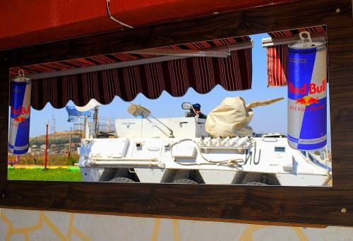 Beirut tank