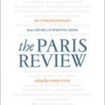 Paris Review Unprofessionals cover