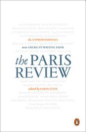 Paris Review Unprofessionals cover