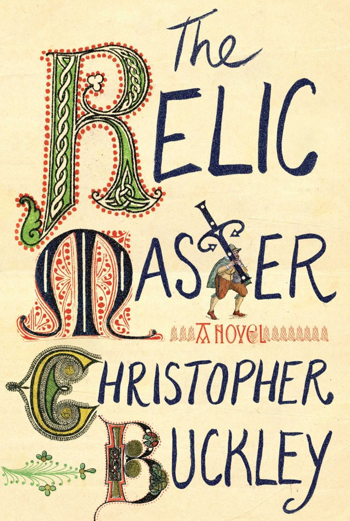 The Relic Master by Christopher Buckley cover