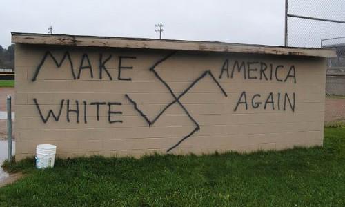 Make America White Again
