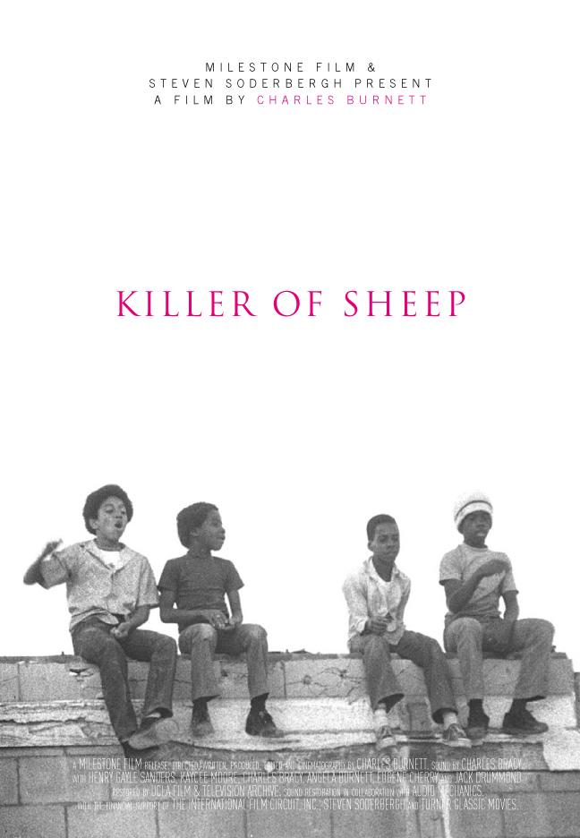 Killer of Sheep movie poster