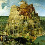 Tower of Babel by Rex Sorgatz https://www.flickr.com/photos/fimoculous