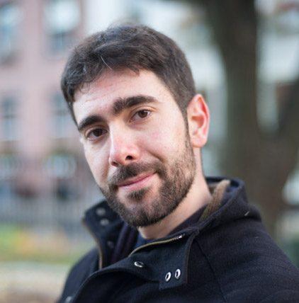 David Leo Rice, author of Drifter