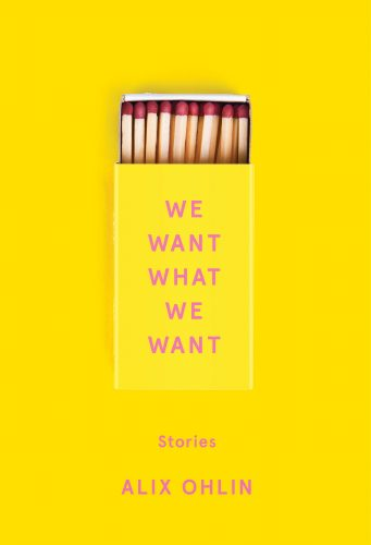 We Want What We Want: Stories by Alix Ohlin cover