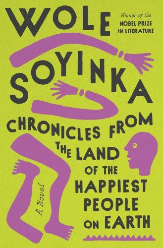Wole Soyinka's new book